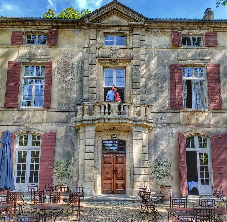 chateau hotel 4 Stars in provence