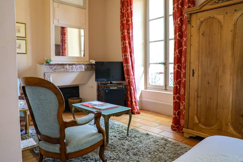 salon de la chambre tradition marthe