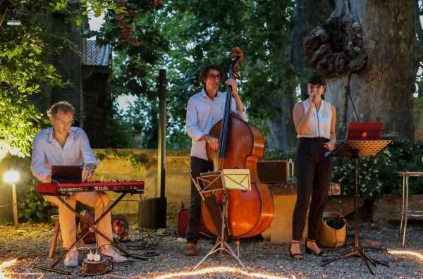 soiree concert chateau de roussan